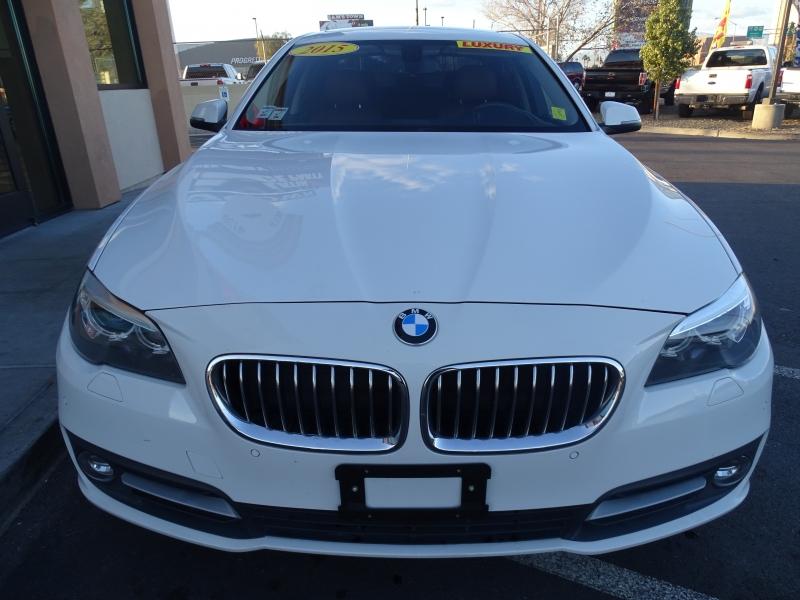 BMW 5-Series 2015 price $14,895