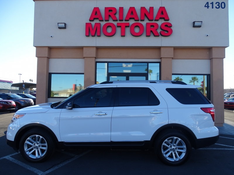Ford Explorer 2015 price $17,995