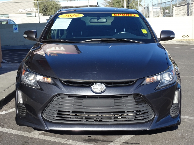 Scion tC 2016 price $11,995