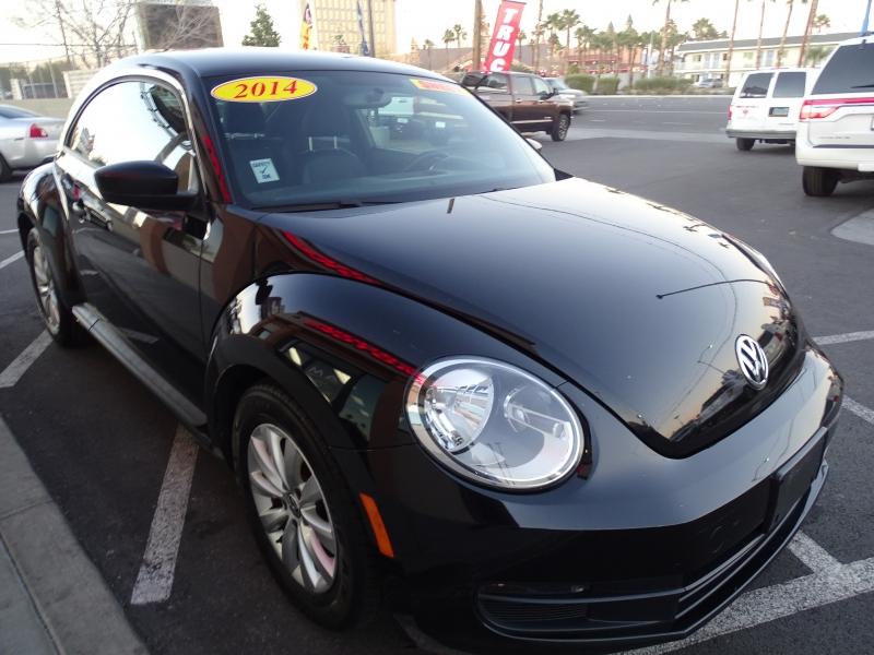 Volkswagen Beetle Coupe 2014 price $7,995