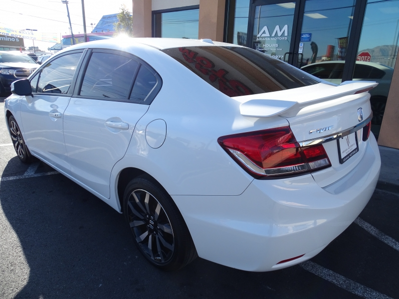 Honda Civic Sedan 2014 price $12,995