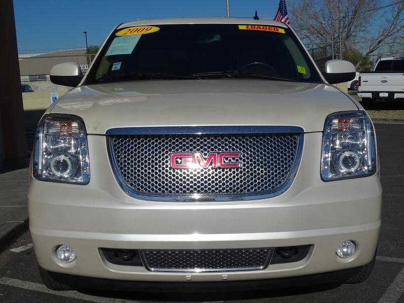 GMC Yukon Denali 2009 price $14,995