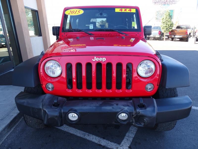 Jeep Wrangler 2015 price $16,995