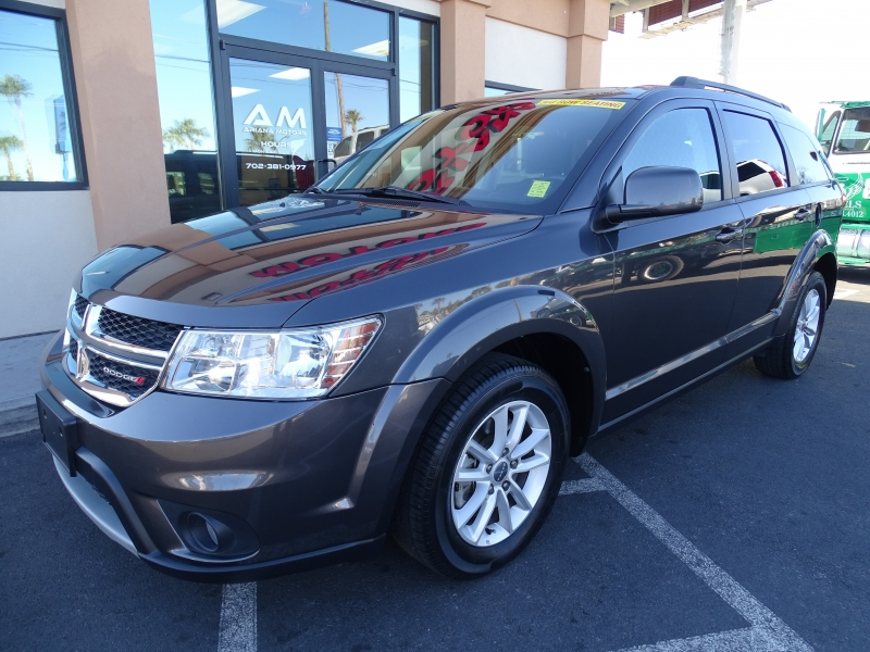 Dodge Journey 2016 price $11,995