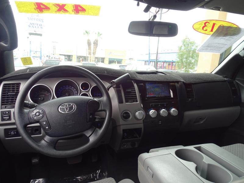 Toyota Tundra 4WD Truck 2013 price $23,995