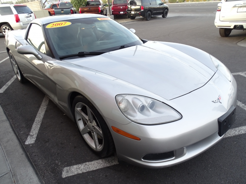 CHEVROLET CORVETTE 2007 price $18,995