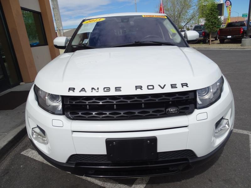 LAND ROVER RANGE ROVER EVO 2013 price $18,999