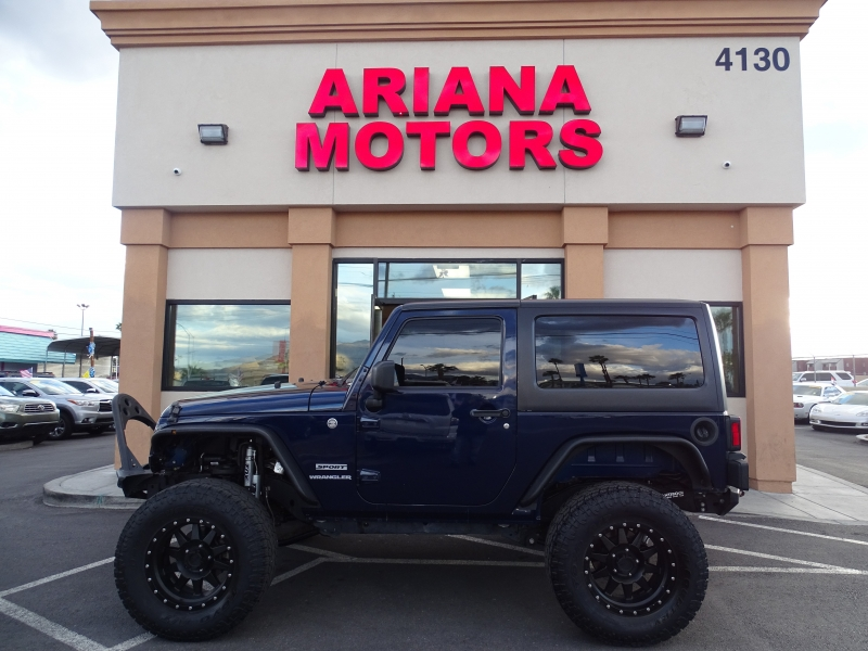 Jeep Wrangler 2013 price $18,995