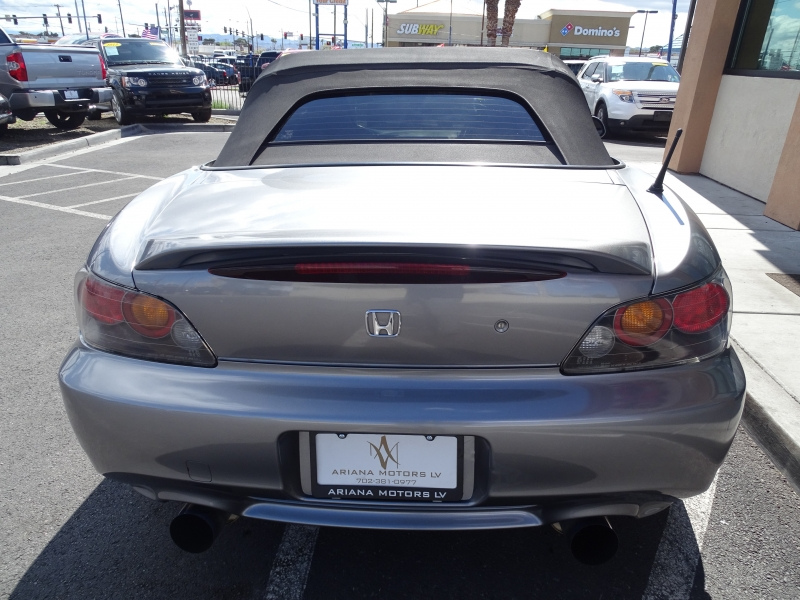 HONDA S2000 2008 price Call for Pricing.