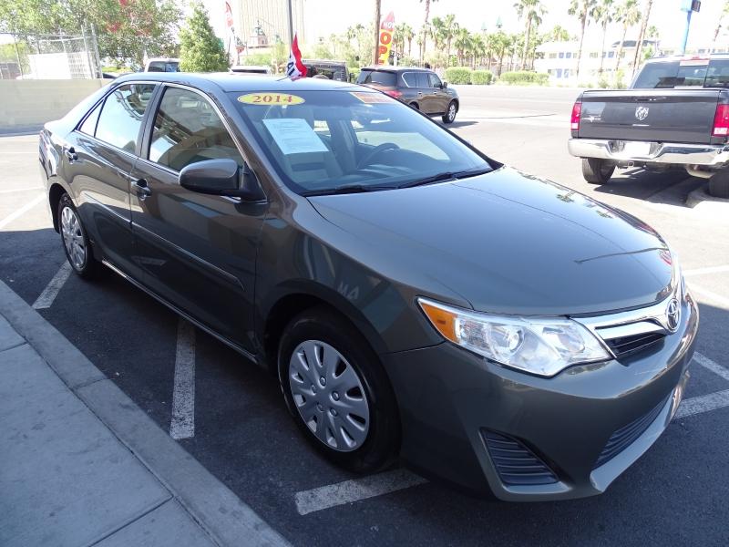 Toyota CAMRY 2014 price $11,950