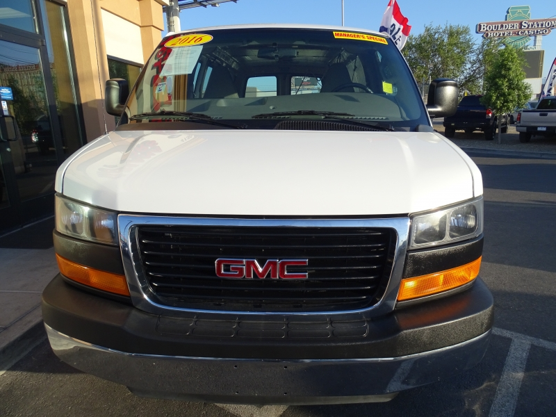 GMC Savana Cargo Van 2016 price $16,995