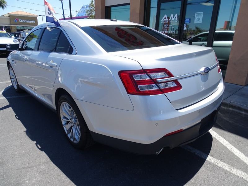 Ford Taurus 2013 price 13,499