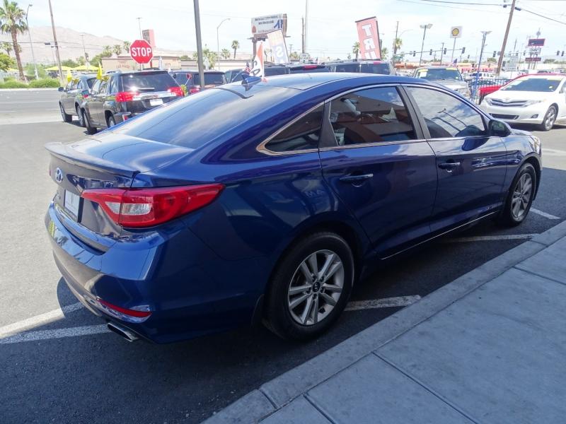 Hyundai Sonata 2015 price $8,995