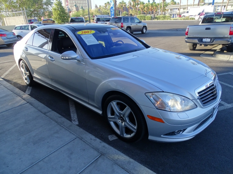 Mercedes-Benz S-Class 2007 price $14,995