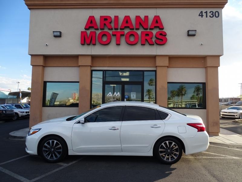 Nissan Altima 2016 price $13,495