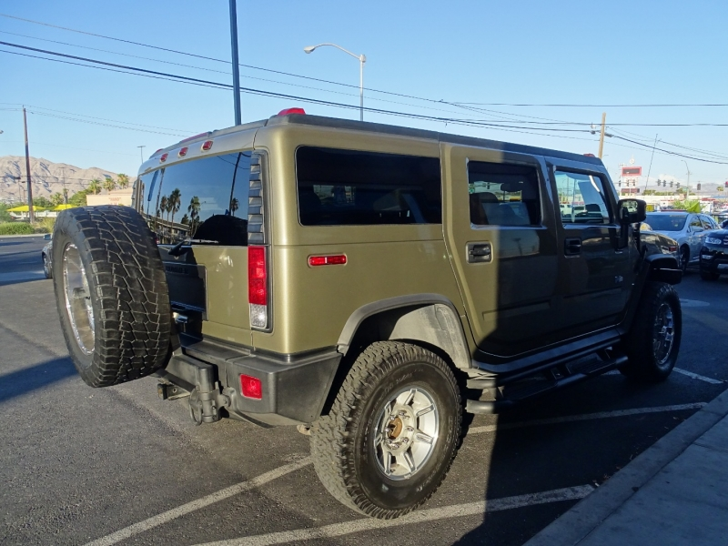 Hummer H2 2006 price $18,995
