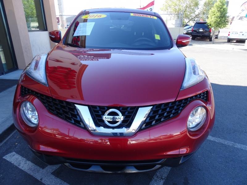 Nissan JUKE 2016 price $12,995