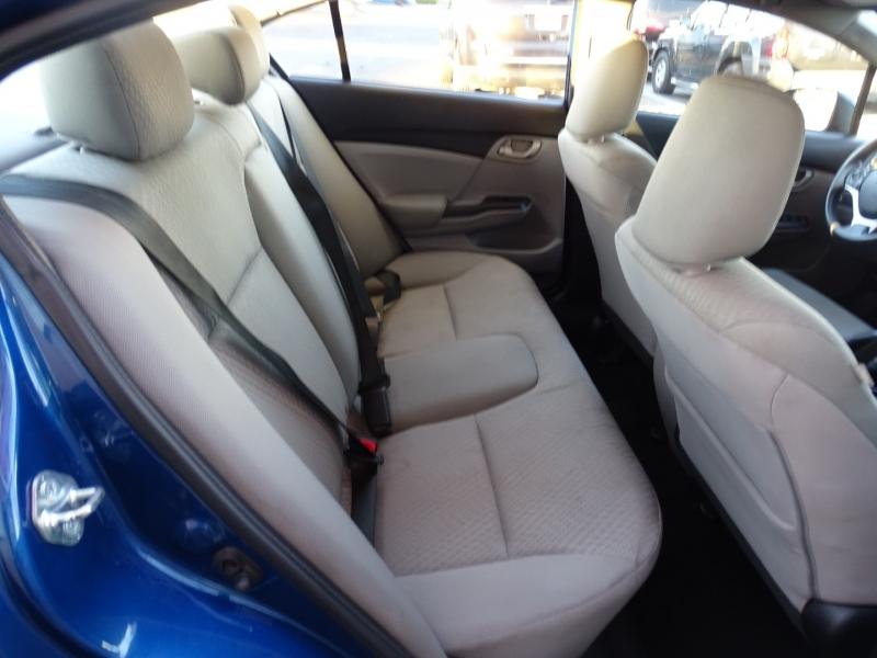 Honda Civic Sedan 2014 price $13,495