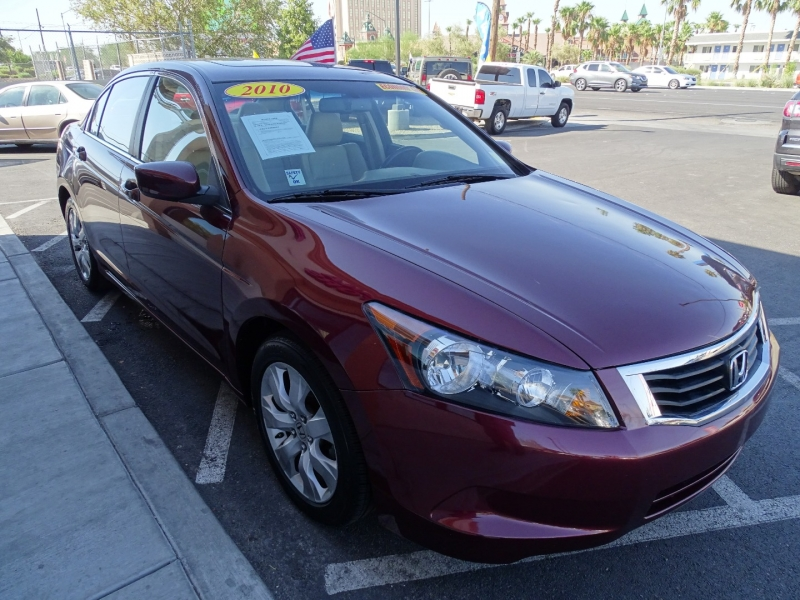 Honda Accord Sdn 2010 price $12,495