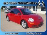 Volkswagen New Beetle Coupe 2007