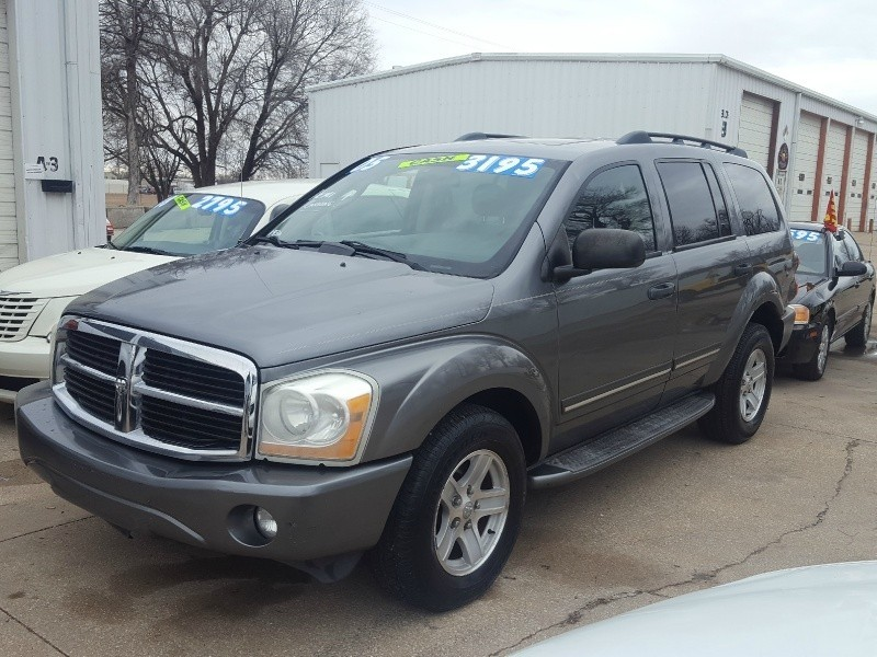 2005 dodge durango limited 4wd inventory old town. Black Bedroom Furniture Sets. Home Design Ideas