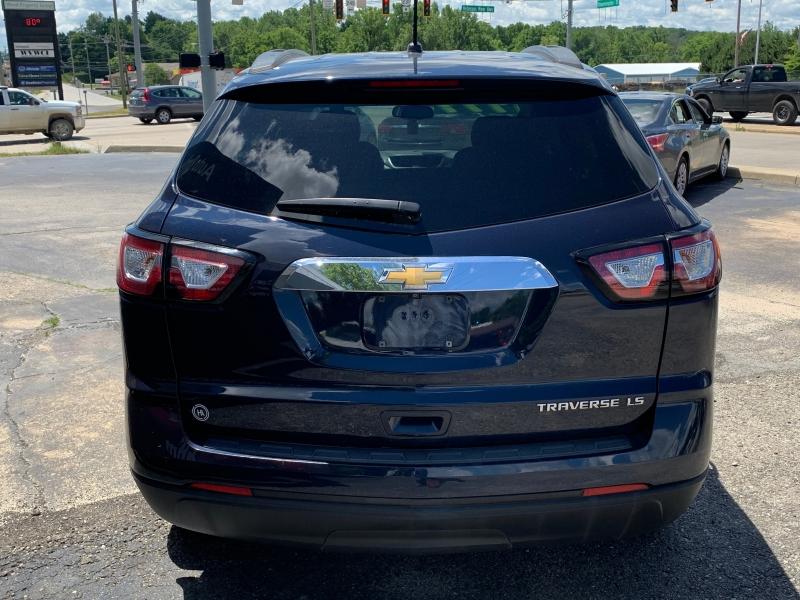 Chevrolet TRAVERSE 2015 price $9,995