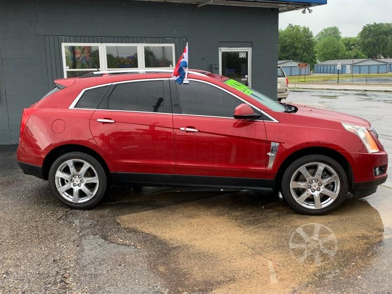 Cadillac SRX 2011 price $8,377