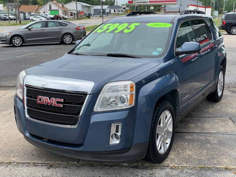 GMC TERRAIN 2011 price $5,995