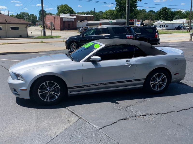 Ford MUSTANG 2014 price $12,750