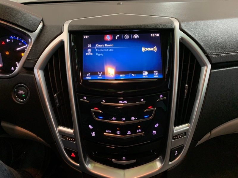 Cadillac SRX 2013 price $12,900