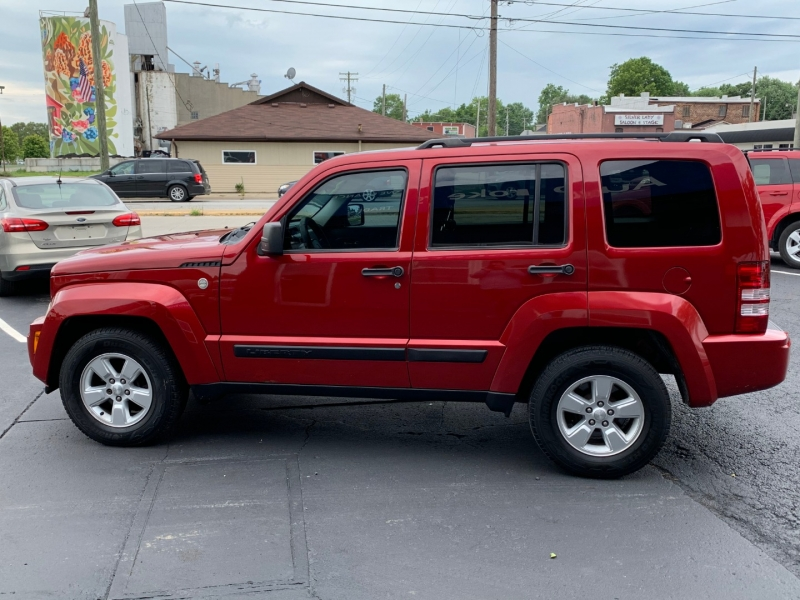 Jeep Liberty 2010 price $7,450
