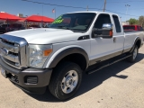 Ford Super Duty F-250 4X4 2011