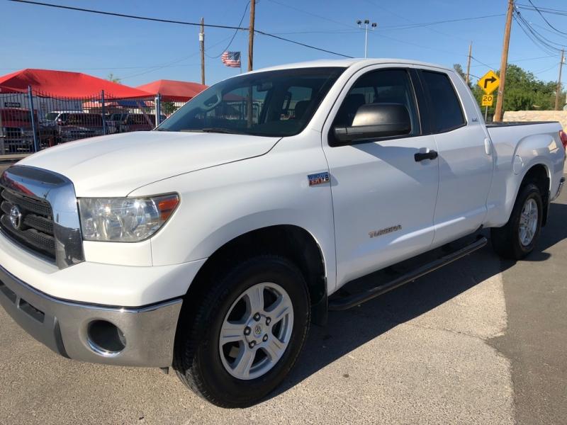 Toyota Dealership El Paso Tx >> 2007 Toyota Tundra 4x4 4WD Double Cab 5.7L SR5 - Inventory ...