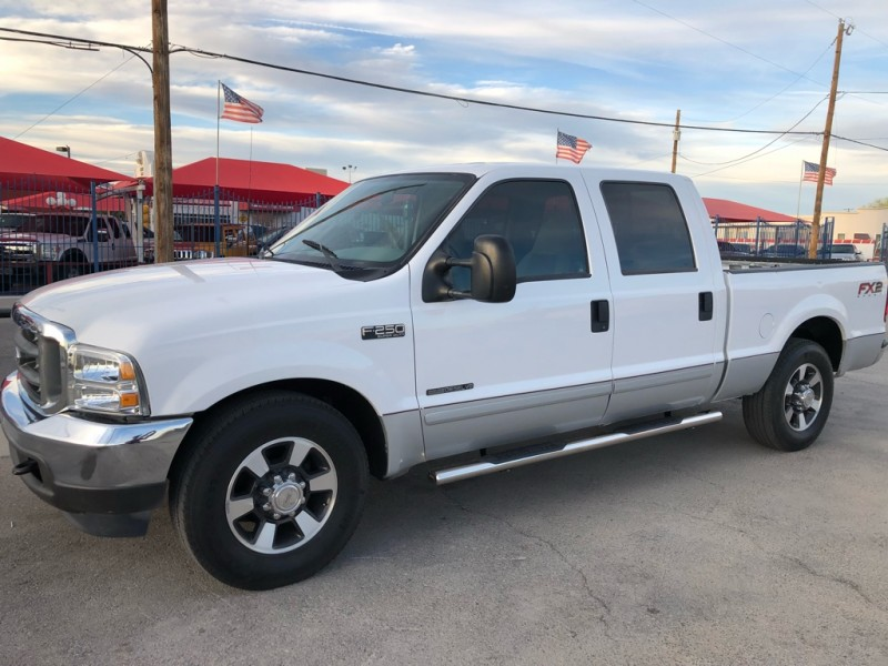 Ford Super Duty F-250 2001 price $7,995