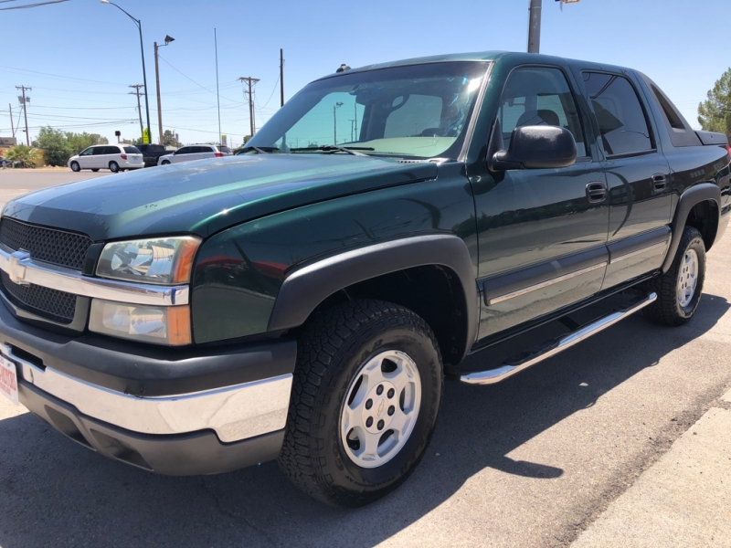 Chevrolet Avalanche 2003 price $5,995