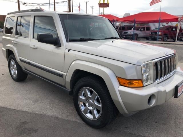 2007 Jeep Commander 4x4