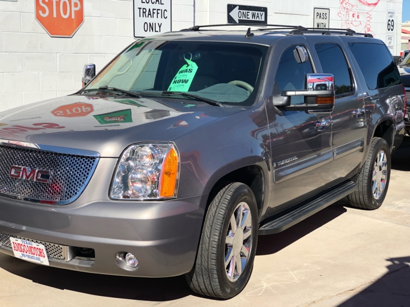 GMC Yukon XL 4X4 2007 price $9,995