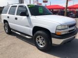 Chevrolet Tahoe 4x4 2003