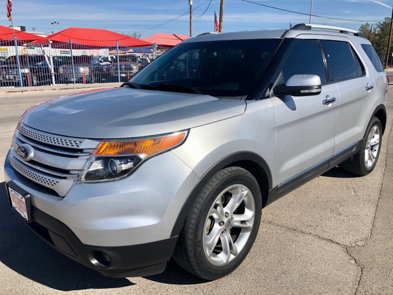 Ford Explorer Limited 2013 price $15,995
