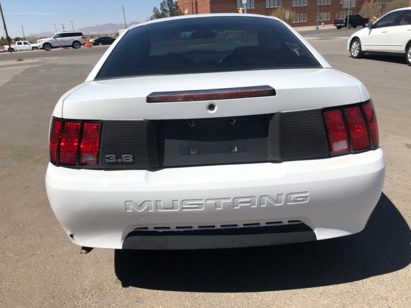Ford Mustang 2003 price $3,495