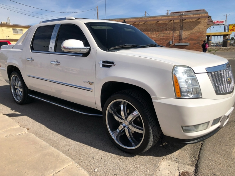 Cadillac Escalade EXT 2008 price $14,995