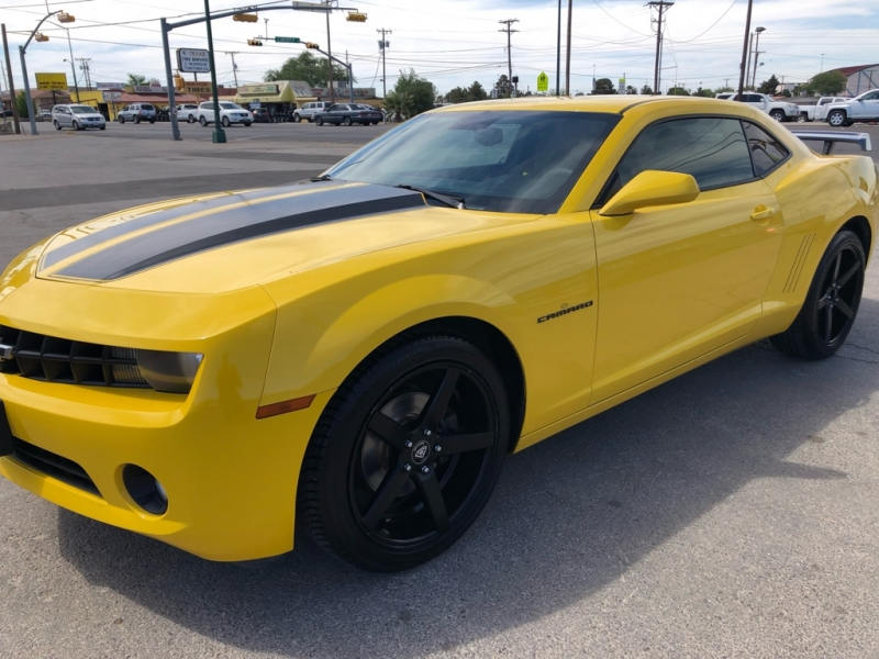 Chevrolet Camaro 2010 price $10,995