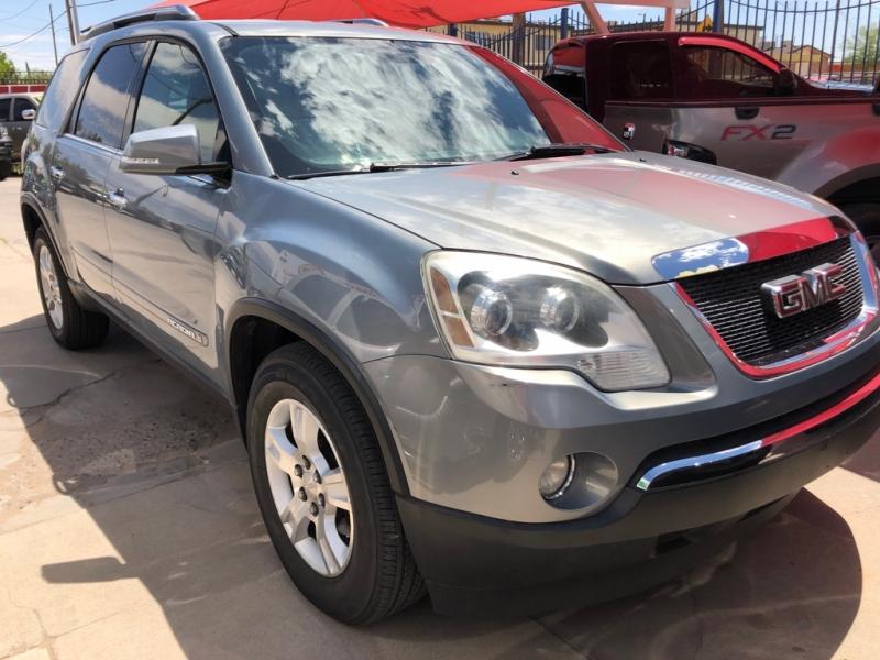 GMC Acadia 2007 price $7,995