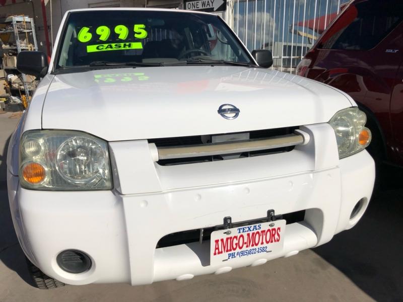 Nissan Frotier Crew-Cab 2004 price $5,995