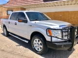 Ford F-150 SuperCrew 4X4 2014