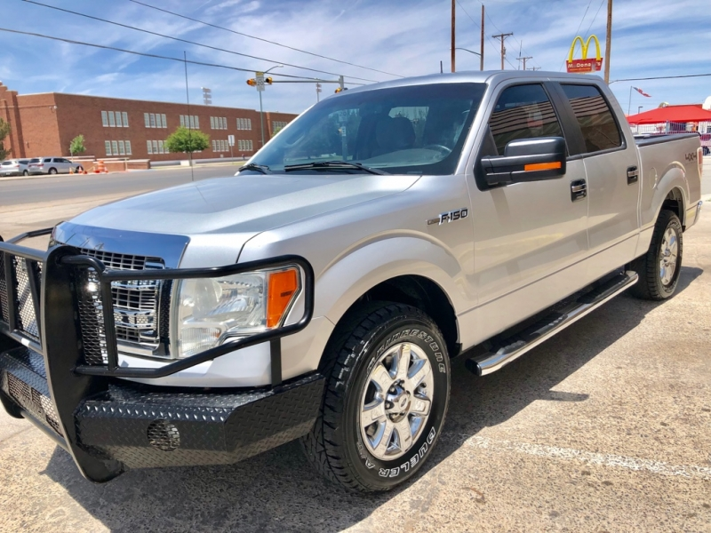 Ford F-150 SuperCrew 4X4 2014 price $14,995