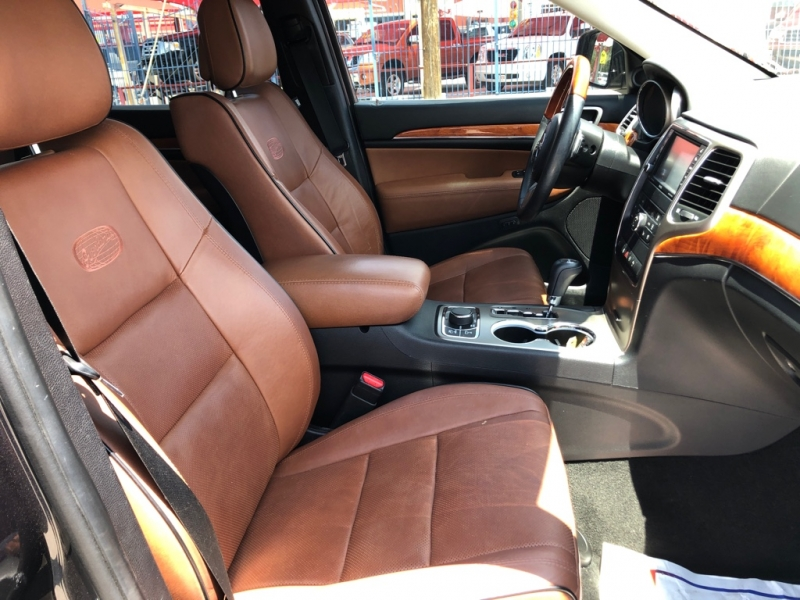 Jeep Grand Cherokee 4x4 2012 price $12,995