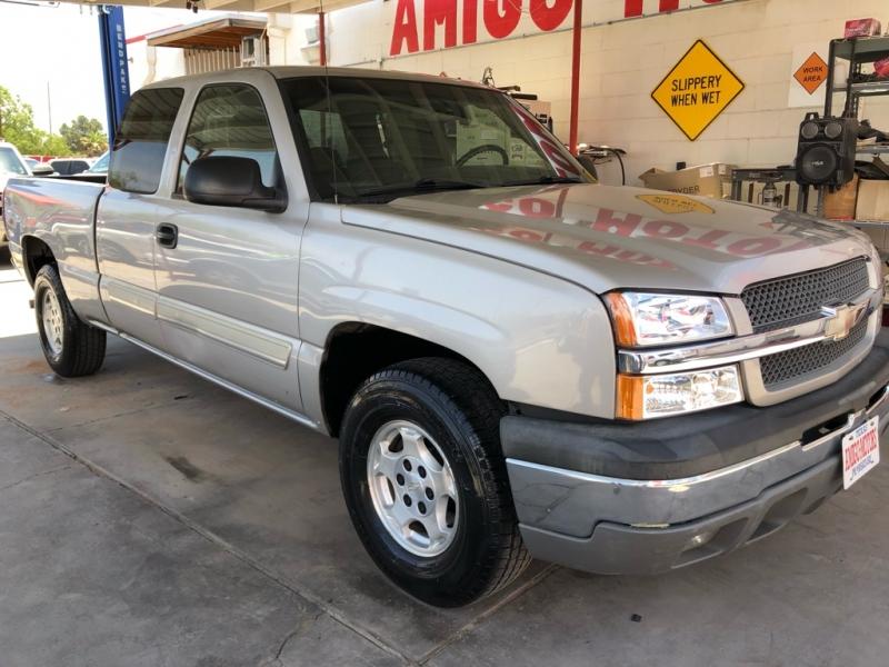 Chevrolet Silverado 1500 4X4 2004 price $6,995
