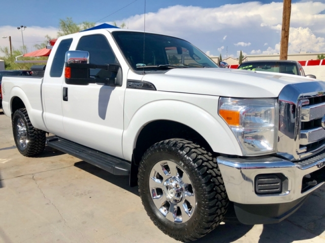2016 Ford Super Duty F-250 4X4