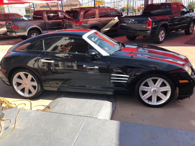 Chrysler Crossfire 2004 price $4,995